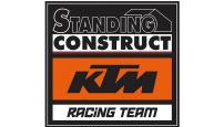 motocross standing logo